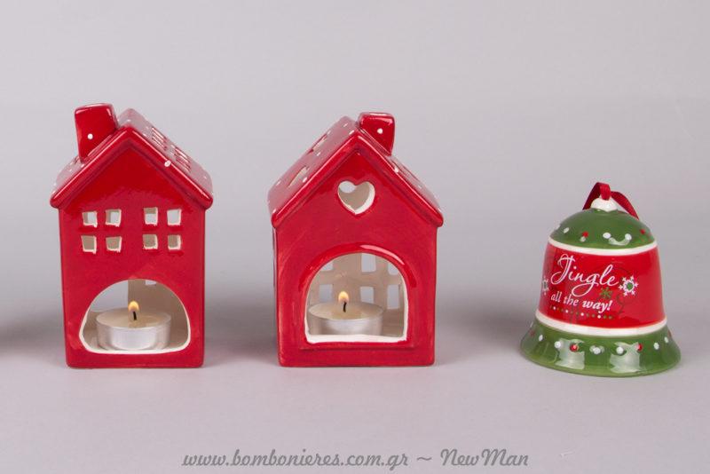 Juggle all the way! με τους χριστουγεννιάτικους κόκκινους θησαυρούς μας.
