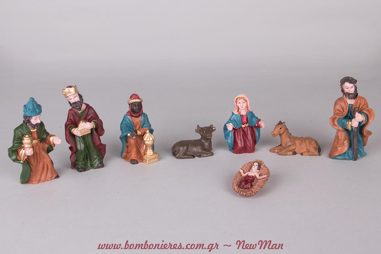 Ιδανικές και για τον χριστουγεννιάτικο στολισμό καταστημάτων (βιτρίνες) και για κάθε είδους μακέτες και χειροτεχνίες.