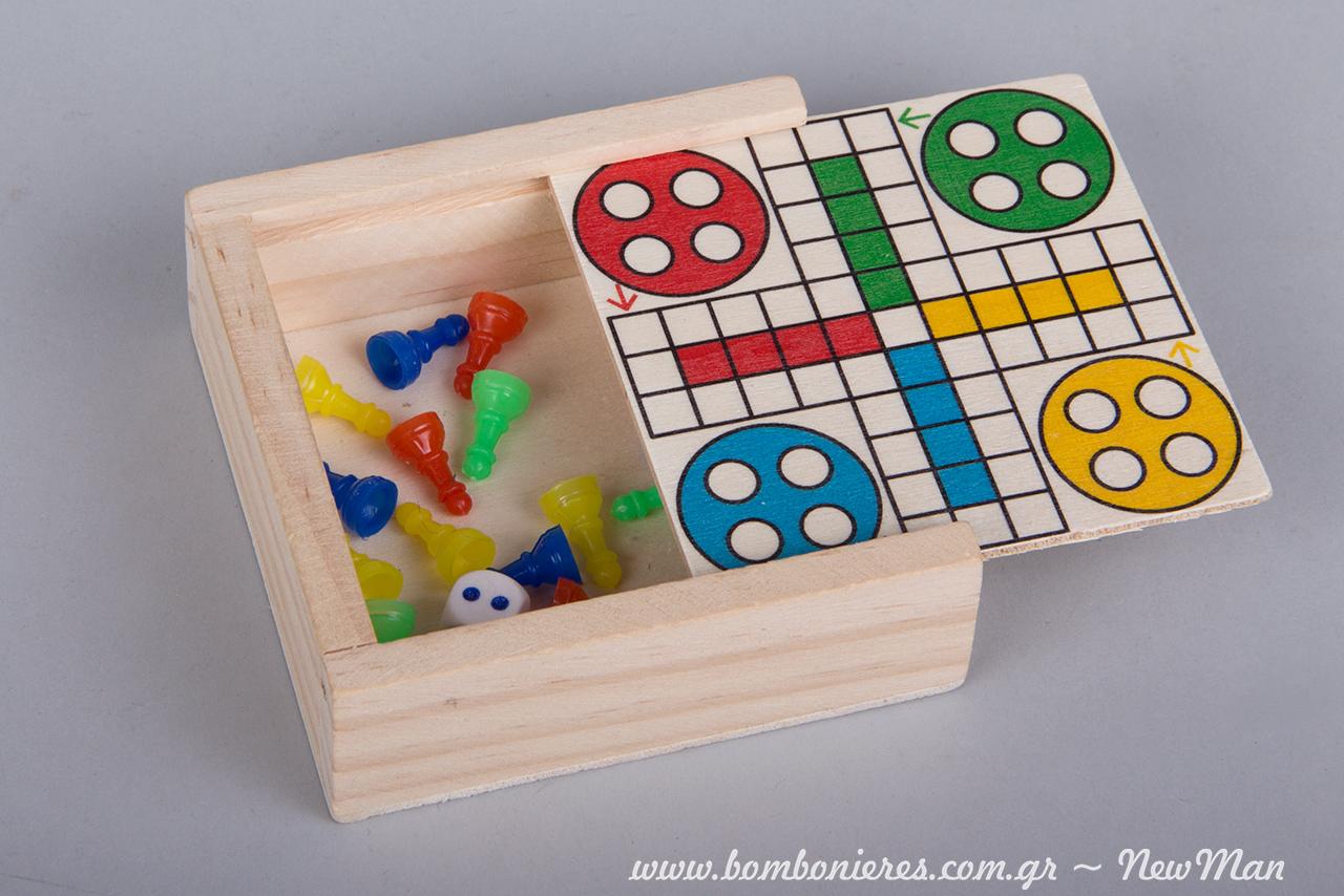 Ο αγαπημένος μας Γκρινιάρης, το παιχνίδι που χρόνια τώρα διασκεδάζει μικρούς και μεγάλους σε μίνι έκδοση.