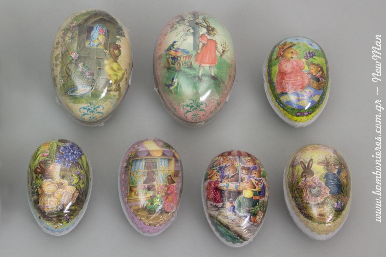 Χάρτινα κουτιά-αβγουλάκια: φέτος το Πάσχα συσκευάστε τα δωράκια σας σε βαφτιστήρια και συγγενείς με έναν ξεχωριστό τρόπο που θα δείξει πόσο νοιάζεστε.
