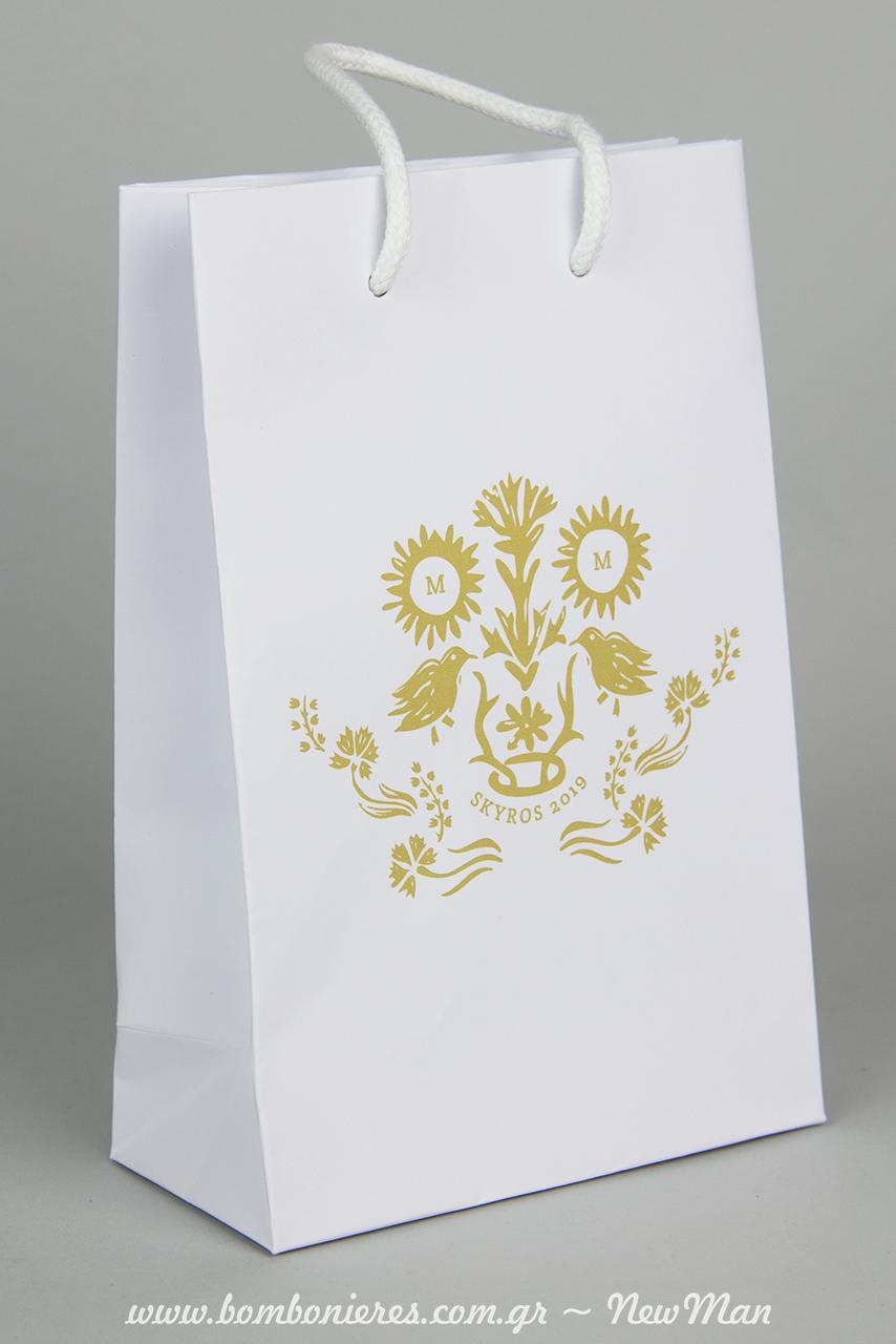 Custom Paper Bags Newman: γιατί το περιτύλιγμα είναι τόσο σημαντικό όσο και το περιεχόμενο.