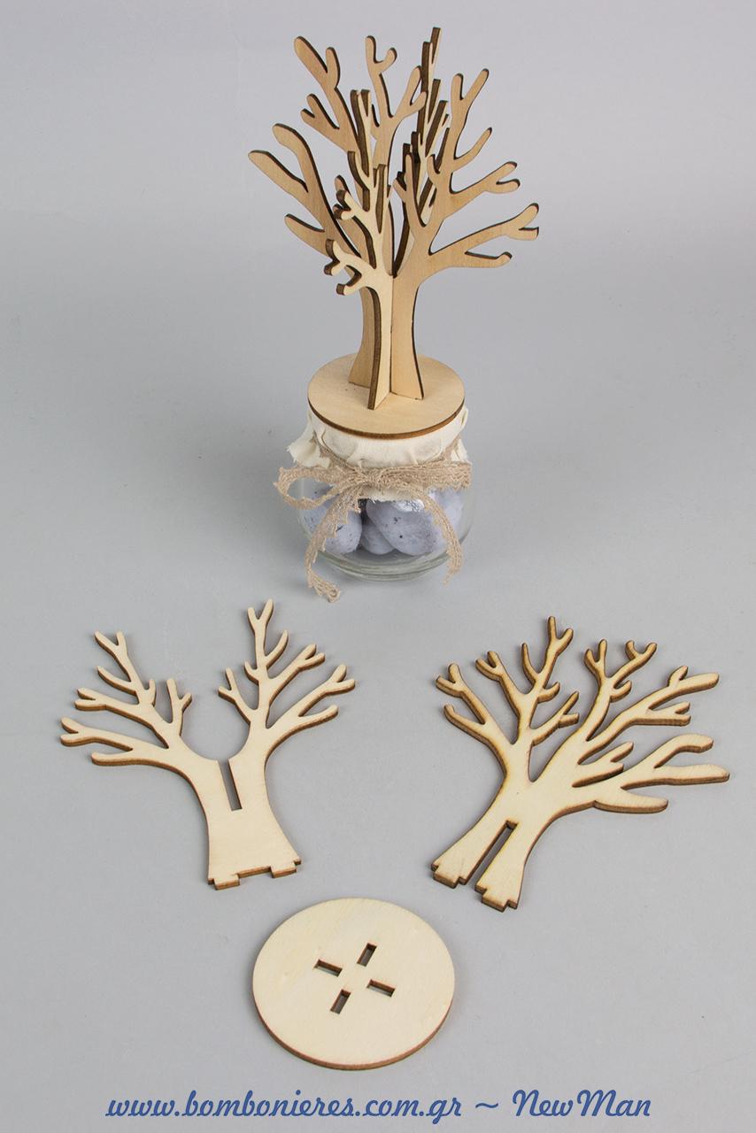 Συνδυάστε τις συμβολικές προεκτάσεις του Δέντρου της Ζωής με φυσικές αποχρώσεις και κερδίστε τις εντυπώσεις.