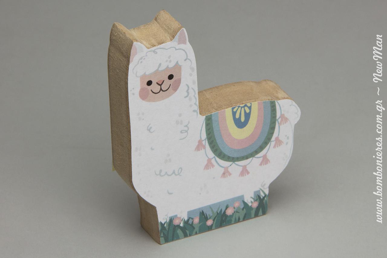 Ξύλινα διακοσμητικά λάμα (ντεκουπάζ) για τη διακόσμηση και τον στολισμό της σημαντικής ημέρας που η μικρούλα σας θα πάρει το όνομά της.