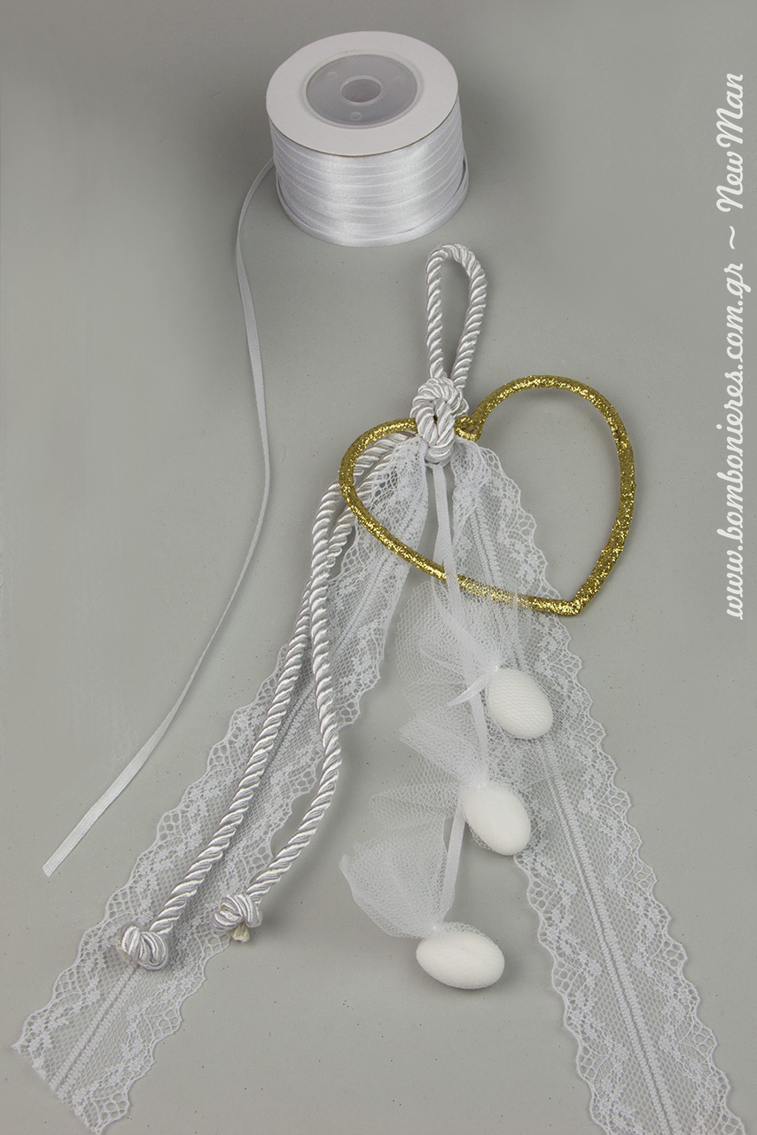 «Vena Amoris»: Romantiki kremasti mpomponiera gamou, vgalmeni san apo paramythi.
