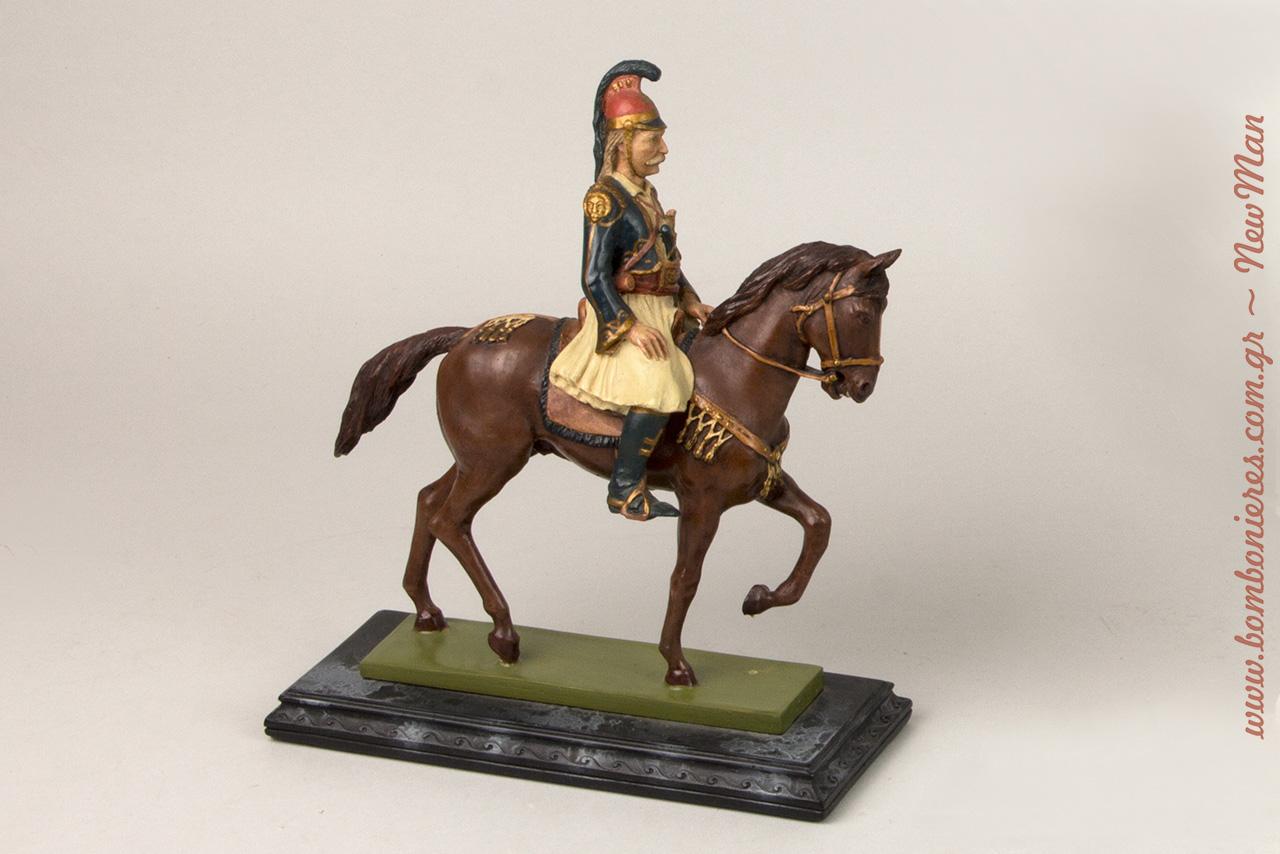 Dimiourgiste mia epanastatiki diakosmisi me mikra agalmata – miniatoyres twn irwwn tis Epanastasis tou 1821.